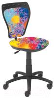 Кресло детское Новый стиль Ministyle GTS PL55 (SPR-1) -