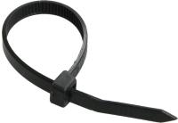 Стяжка для кабеля IEK UHH32-D025-200-100 (100шт) -