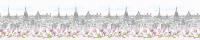 Скиналь БилдингЛайт Городские зарисовки (600x2000) -