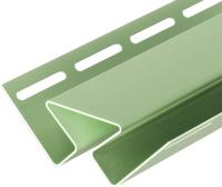 Угол для сайдинга Docke Premium Внутренний (киви) -