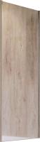 Стеклянная шторка для ванны Radaway Idea PN S 70 R / 10005070-01-01R -