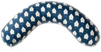 Подушка для беременных Amarobaby Белые медведи / AMARO-4001-BM -