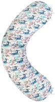 Подушка для беременных Amarobaby Ламы / AMARO-4001-Lm -