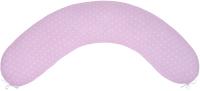 Подушка для беременных Amarobaby Сердечки / AMARO-4001-SR (розовый) -