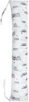 Подушка для беременных Amarobaby Горы / AB214004Go/00 (белый) -