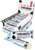 Протеиновые батончики Chikalab Хрустящее печенье (20x60г) -