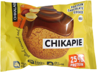Протеиновое печенье Chikalab Арахис (9x60г) -