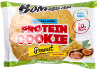 Протеиновое печенье Bombbar Арахис (10x60г) -