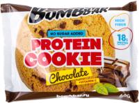Протеиновое печенье Bombbar Шоколад (10x60г) -