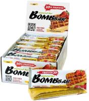 Протеиновые батончики Bombbar Венские вафли (20x60г) -