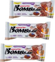 Протеиновые батончики Bombbar Гречишные (20x60г) -