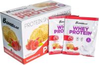 Протеин Bombbar Малиновое печенье (20x30г) -