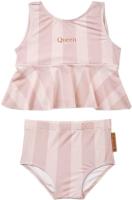 Купальник детский Happy Baby Двухпредметный / 50611 (розовый, р.104-110) -