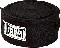 Боксерские бинты Everlast 4464BK (3.5м, черный) -
