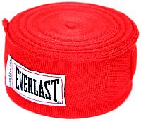 Боксерские бинты Everlast 4466RD (красный) -