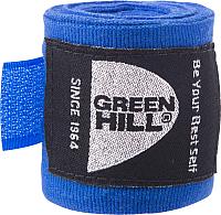 Боксерские бинты Green Hill BC-6235c (синий) -
