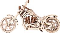 Сборная модель EWA Круизер с резиномотором -