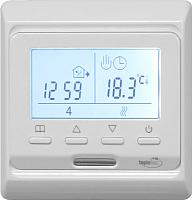 Терморегулятор для теплого пола Teplotex 51 (белый) -