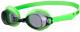 Очки для плавания ARENA Bubble 3 Junior 92395 65 (Lime/Smoke) -