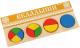 Развивающая игрушка Томик Геометрия Круг 342 -