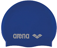 Шапочка для плавания ARENA Classic Silicone JR 91670 71 (Denim/Silver) -