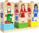 Развивающая игрушка Томик Кубики. Профессии 4545-5 -