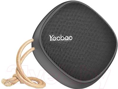 Портативная колонка Yoobao Mini-Speaker M1 (серый)