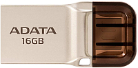 Usb flash накопитель A-data UC360 16GB Golden Retail (AUC360-16G-RGD) -