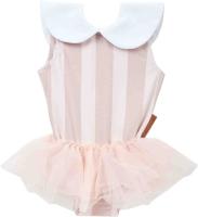 Купальник детский Happy Baby 50617 (розовый, р.92-98) -