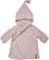Халат пляжный детский Happy Baby 50620 (розовый, р.98-110) -
