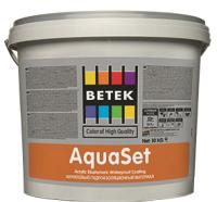 Гидроизоляционная мастика Betek Aquaset (3кг) -