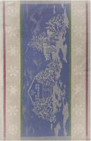 Полотенце Беларускі лён 46x70 20С163-ШР+К (2 Шале-3/сорт 1) -