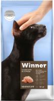 Корм для кошек Winner Мираторг Для кошек с мочекаменной болезнью с курицей / 1010022577 (10кг) -