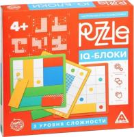 Игра-головоломка Лас Играс IQ-блоки / 4983432 -