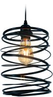 Потолочный светильник Ambrella TR8401 BK (черный) -