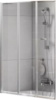 Стеклянная шторка для ванны New Trendy Trex P-0154 -