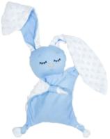 Игрушка-грелка детская Amarobaby Flax Love / AMARO-41CLF-G0 (голубой) -