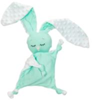 Игрушка-грелка детская Amarobaby Flax Love / AMARO-41CLF-M0 (мята) -
