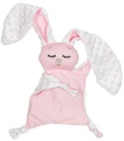 Игрушка-грелка детская Amarobaby Flax Love / AMARO-41CLF-R0 (розовый) -