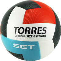 Мяч волейбольный Torres Set / V32055 (размер 5) -
