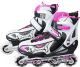 Роликовые коньки Action 112X (M, розовый) -