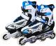 Роликовые коньки Action 112X (M, синий) -
