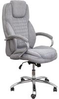 Кресло офисное Седия Paradis (ткань/серый) -
