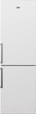 Холодильник с морозильником Beko CNKR5321K21W