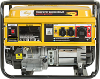 Бензиновый генератор Denzel GE-6900 (94637) -