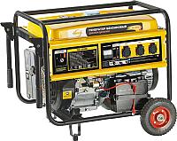 Бензиновый генератор Denzel GE-6900E (94684) -