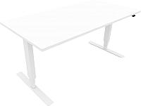 Письменный стол Standard Office PALTeK1608-2 (с электрической регулировкой) -