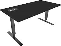 Письменный стол Standard Office PALTeK1608-4 (с электрической регулировкой) -