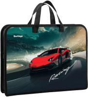 Папка-портфель Berlingo Racer / PTA44026 -