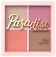 Палетка для скульптурирования Relouis Paradiso Sun тон 01 (12г) -